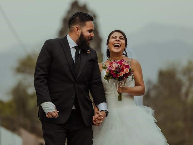 Conoce las 5 formas de combatir el estrés por la organización de la boda ¡la risa es el mejor antídoto!