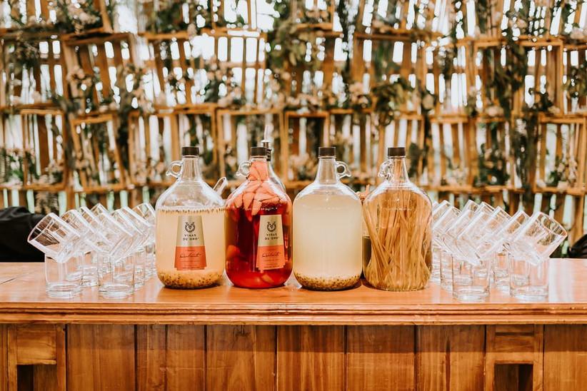 bebidas peruanas, bebidas con alcohol y refrescos