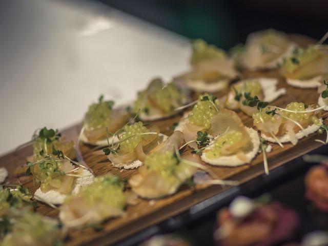 Gastronomía amazónica para su banquete bridal: el menú completo