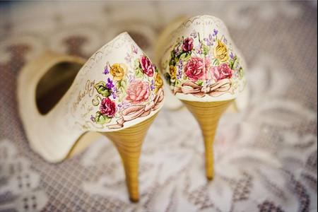 35 zapatos de fiesta para damas de honor: el mejor pretexto para alinearlas con tu estilo