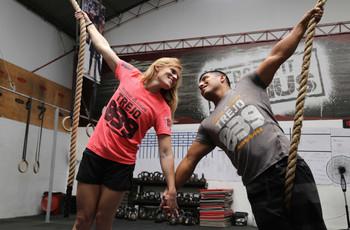 Así es como las parejas más saludables comparten su tiempo y ¡se mantienen en forma!