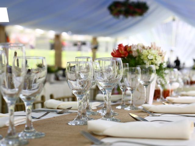 Catering de matrimonio: tendencias 2019 para su recepción bridal