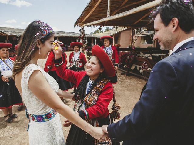 Estas son las tradiciones indígenas con las que pueden rendir tributo a sus raíces en el matrimonio