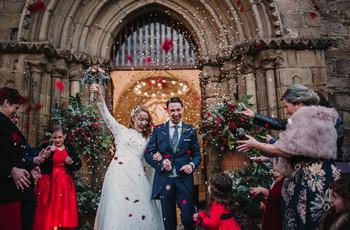 ¿Cómo elegir la iglesia para su matrimonio con el tamaño adecuado?