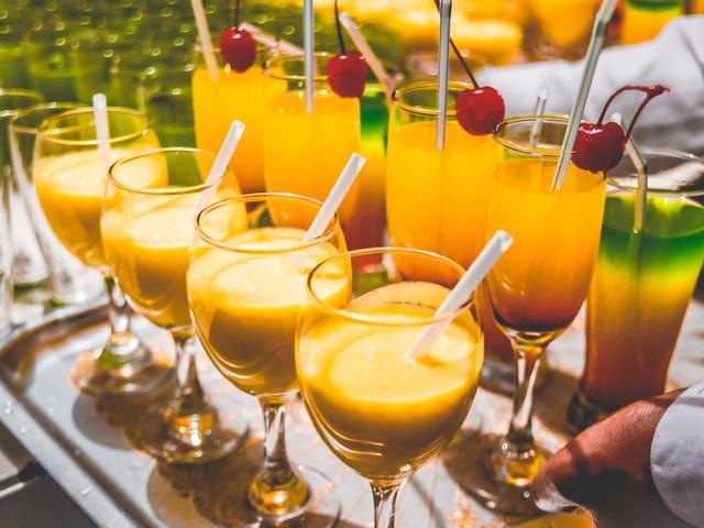 Cocteles sin alcohol para su boda: 20 propuestas para todos los gustos