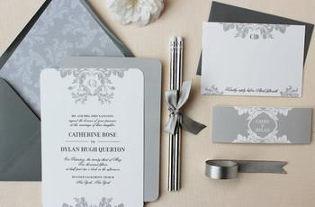 Tarjetas de matrimonio elegantes: todo lo que necesitan conocer