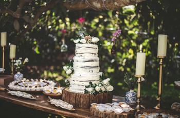 Tortas de matrimonio para primavera: 30 propuestas exquisitas y llenas de color