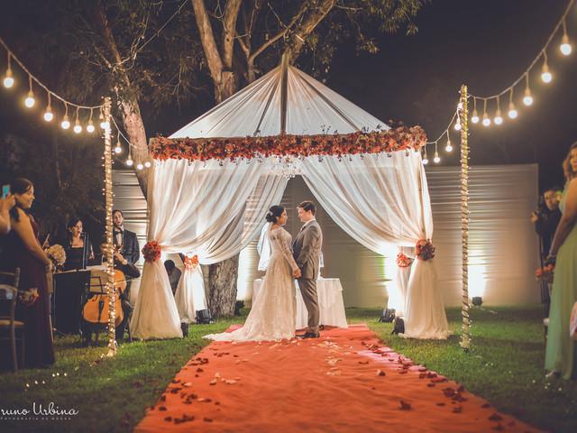 Ventajas y desventajas de celebrar una boda al aire libre