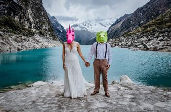 Reportaje post boda: 10 razones para una sesión de fotos única