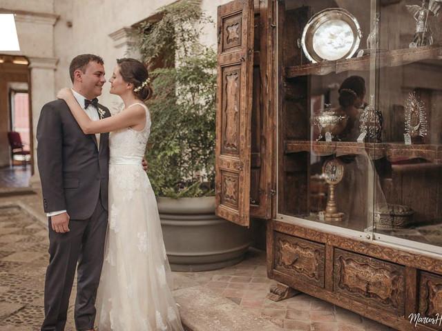 ¿Sabes el significado y nombres de los aniversarios de casados?