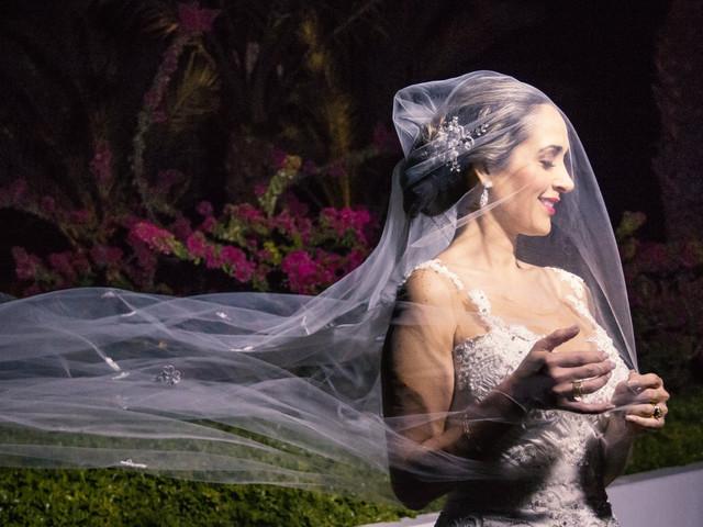 El velo de novia: 6 poderosas razones para incluirlo en tu outfit bridal