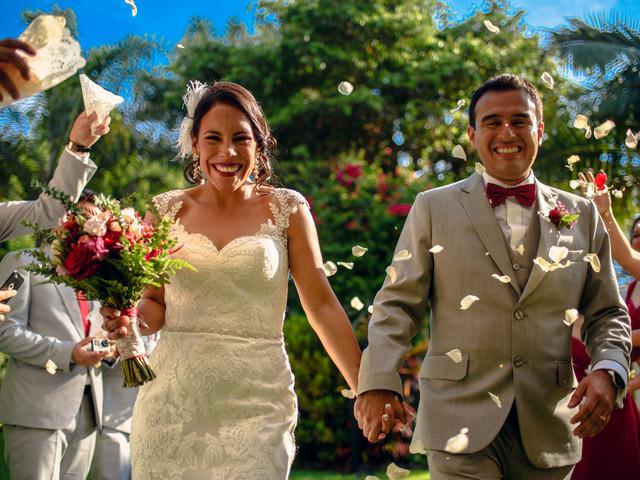 Checklist a una semana de su matrimonio ¡todo bajo control!