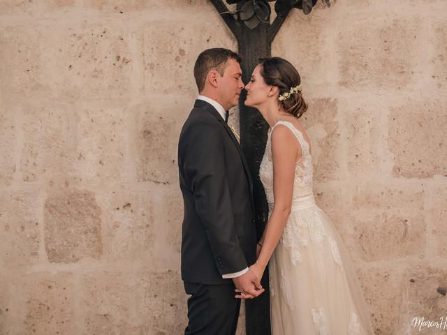 ¿Se casan en Arequipa?: conozcan las 6 iglesias más bonitas para su 'sí acepto'