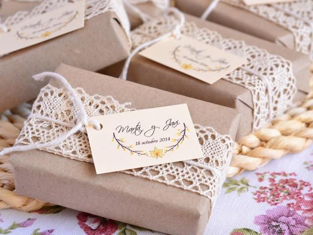 ¿Necesitan inspiración para los recuerdos de boda?: ¡Jabones! una tendencia llena de aromas, formas y color
