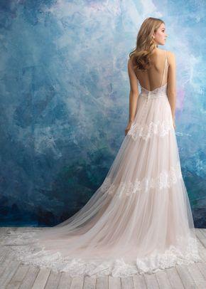 9555, Allure Bridals
