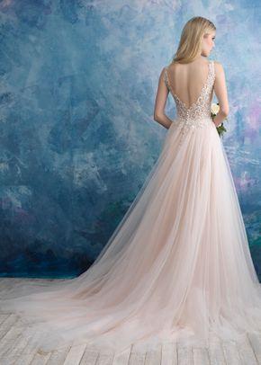 9557, Allure Bridals
