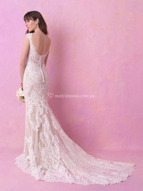 3153, Allure Bridals