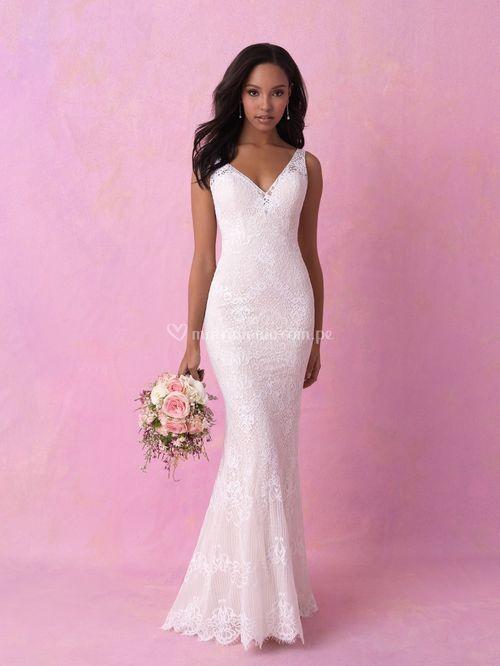 3160, Allure Bridals