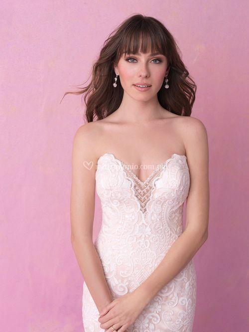 3161, Allure Bridals
