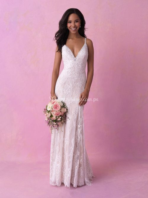 3156, Allure Bridals