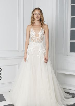 BL18208, Monique Lhuillier