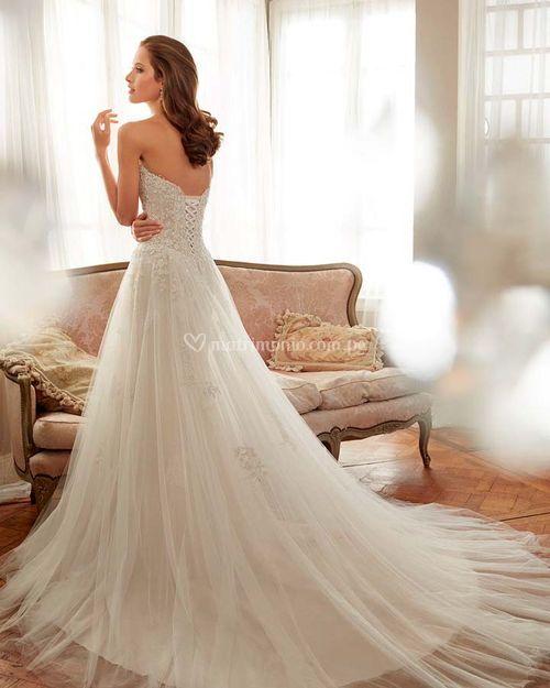 Y11706 - HARRIET, Mon Cheri Bridals