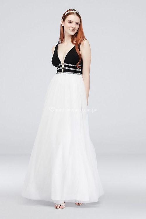 1072BN, David's Bridal