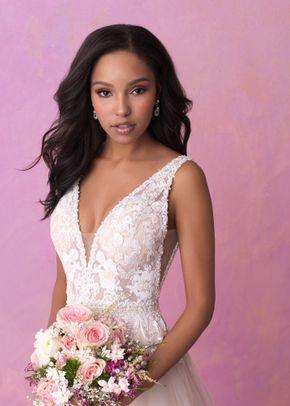 3152, Allure Bridals