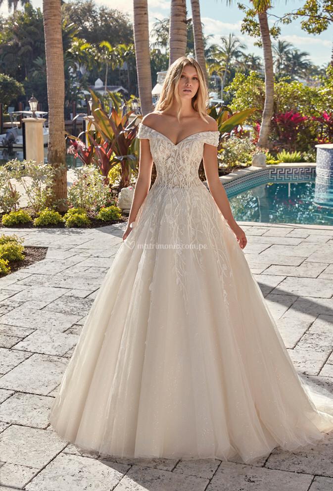 Vestidos corte princesa 2020 1