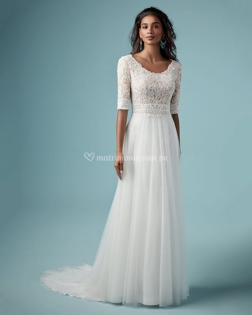 Monarch / Leigh, Maggie Sottero