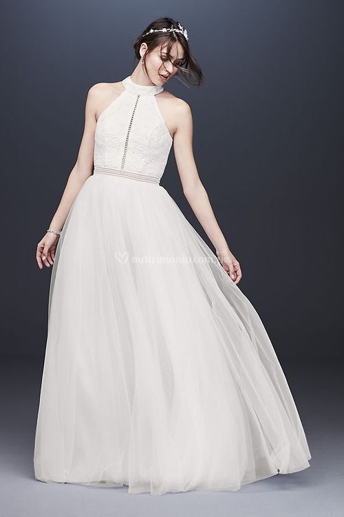 WG3960, David's Bridal