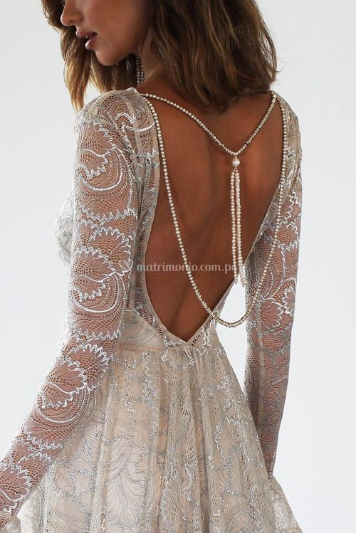 mata backpiece, Grace Loves Lace
