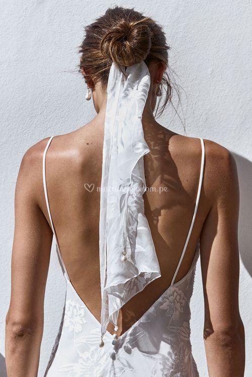 loyola pope scarf, Grace Loves Lace