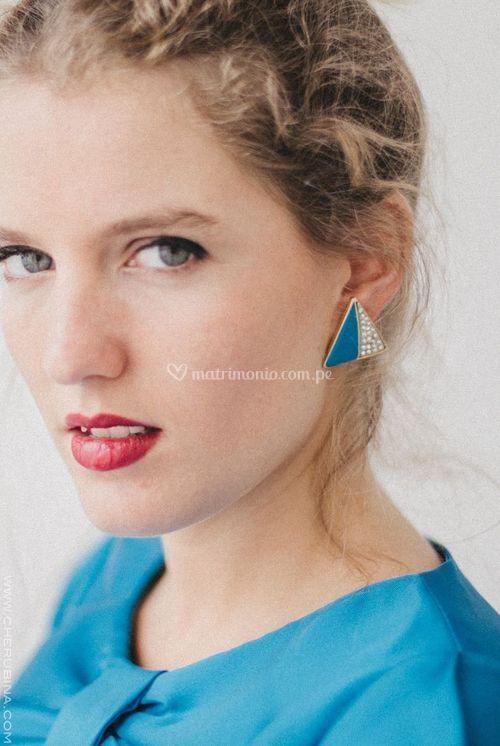 Mandy Blue, Cherubina