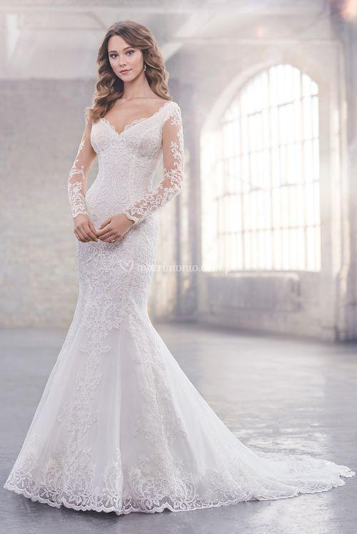 219211, Mon Cheri Bridals
