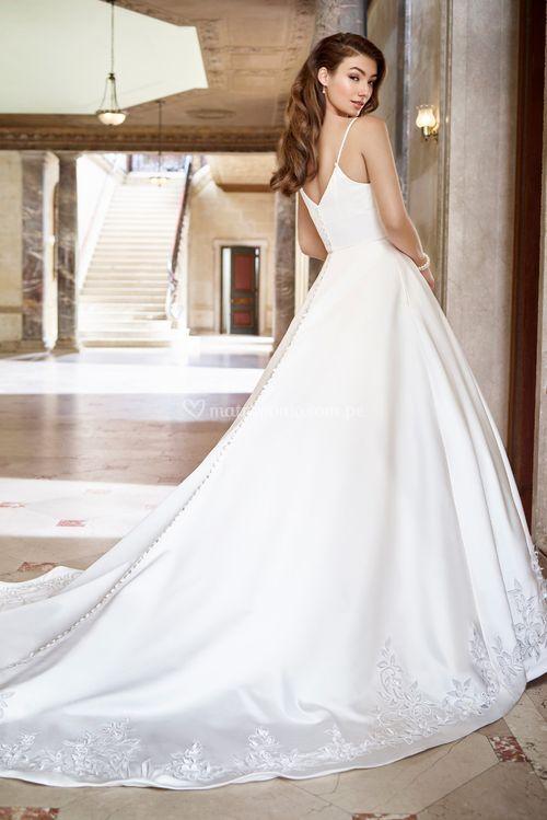 119264, Mon Cheri Bridals