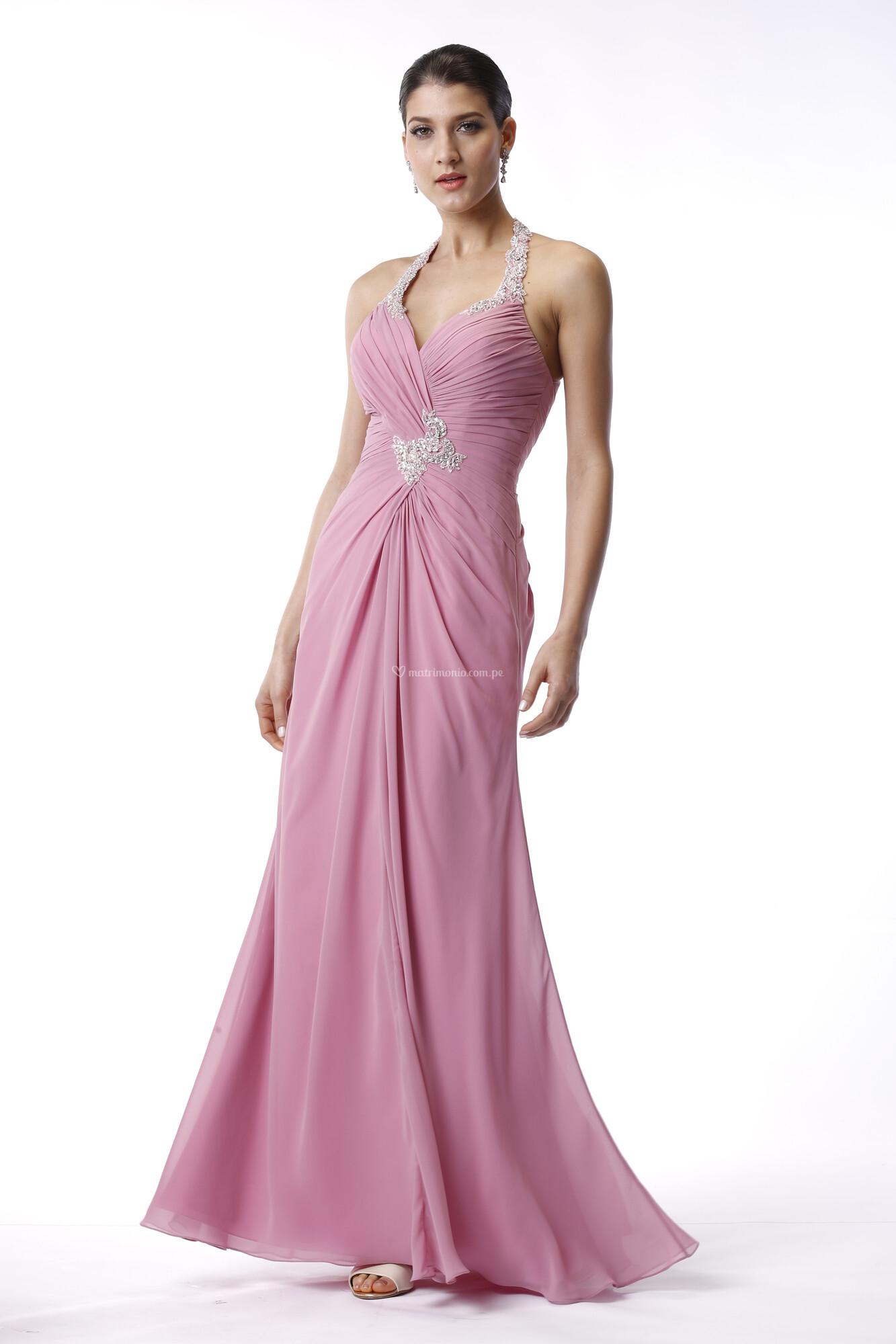 Vestido de Fiesta de Venus Bridal - SP3483 (21)