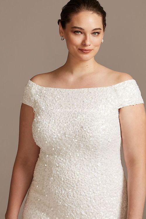 9AP2E207056, David's Bridal