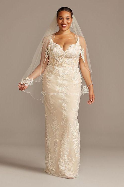 8CWG850, David's Bridal