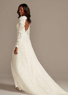 WG3987, David's Bridal