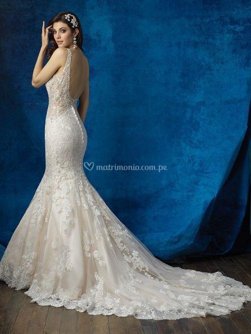 9356, Allure Bridals
