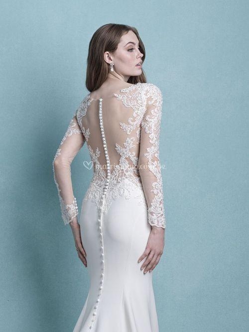 9773, Allure Bridals