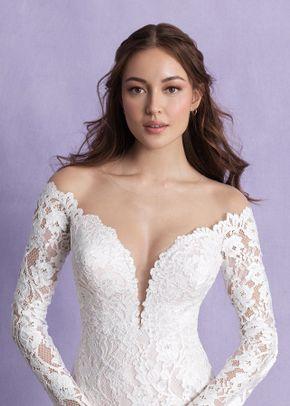 3366, Allure Bridals