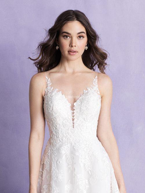 3350, Allure Bridals