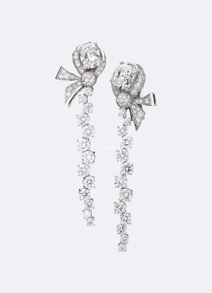 TOP 10: Aretes largos para novia 👰 1