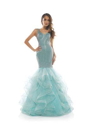 2351AQ, Colors Dress