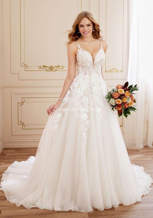 y22049, Mon Cheri Bridals