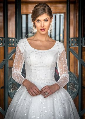 tr22057, Mon Cheri Bridals