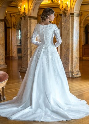 tr22055, Mon Cheri Bridals
