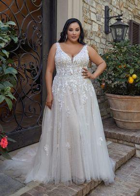 LUCY, Casablanca Bridal